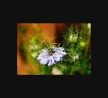 Blue Nigella Flower Pullover