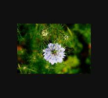 Blue Nigella Flower Hoodie