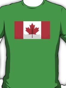Canadian Skyline - Ottawa T-Shirt