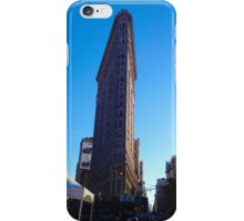 Flat Iron Building iPhone Case/Skin