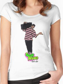 Fresh Prince Women's Fitted Scoop T-Shirt