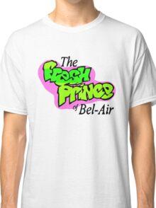 Fresh Prince logo Classic T-Shirt