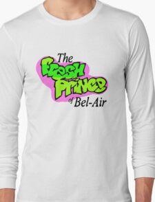 Fresh Prince logo Long Sleeve T-Shirt