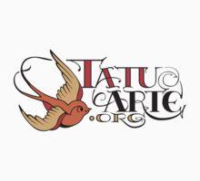 www.tatuarte.org bluebird logo Kids Clothes