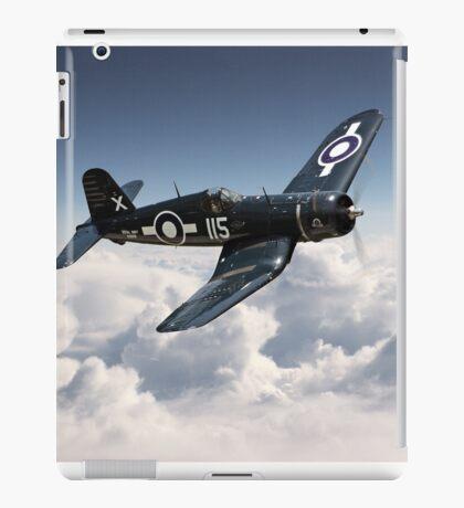 Corsair F4U - Royal Navy iPad Case/Skin