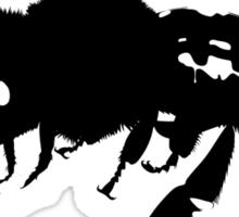 Beeomorphic Sticker
