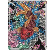 Japanese koi fish  iPad Case/Skin