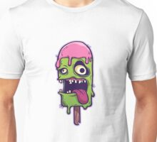 Icecream-Zombie Unisex T-Shirt