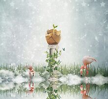 Spring on a Stick by Sarah Moore