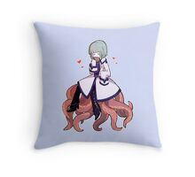 Wadanohara - Octopus Boyfriend Throw Pillow
