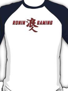Ronin Gaming Logo (long) T-Shirt