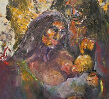 Mother and Child by Anthea  Slade