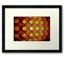 Cheese Framed Print