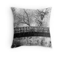 Haven's Bridge Throw Pillow