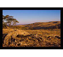 Mannum Sun Set Photographic Print