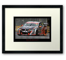 Rick Kelly Framed Print