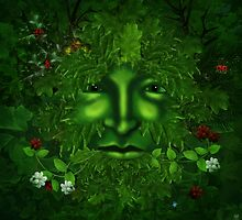 THE GREEN MAN by FieryFinn77