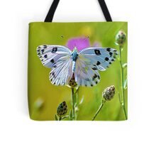 Comma Polygonia Butterfly Tote Bag