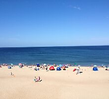 Cape Cod Beach by MayaTauber