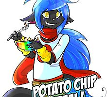 POTATO CHIP CEREAL! by Skoryx