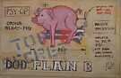 DOD Plan B Drone Blimp Pig by HDPotwin