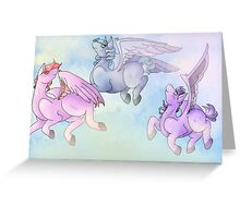 Fly High Greeting Card