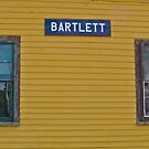 """Bartlett Depot"" - Conway Scenic RR Series - © 2009 SEP by Jack McCabe"