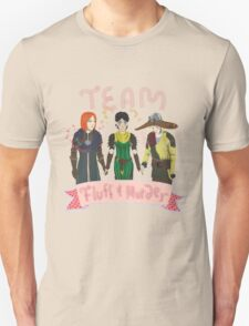 "Team ""Fluff and Murder"" T-Shirt"
