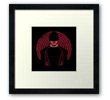 The Devil Inside Framed Print