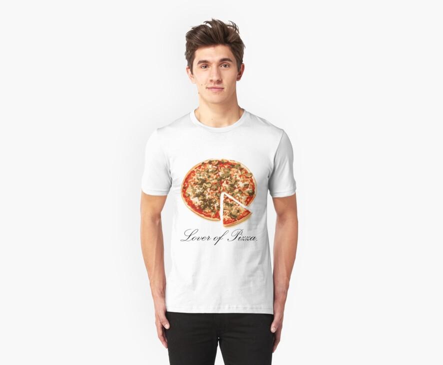 Lover of Pizza by Kelvin Giraldo