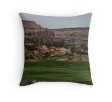 Redlands Mesa Golf Course Throw Pillow