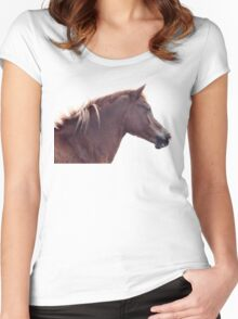 Profile Perfection Women's Fitted Scoop T-Shirt
