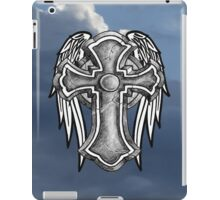 Winged Cross iPad Case/Skin
