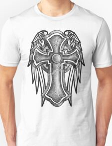 Winged Cross T-Shirt
