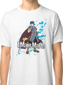 I Main Marth - Super Smash Bros. Classic T-Shirt