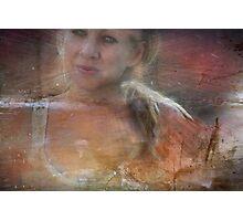 I Want To Shine Like You Shine Photographic Print