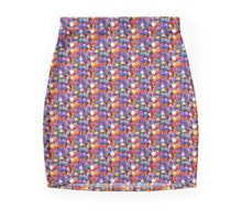 COLOURED COTTON BOBBLES NOW AVAILABLE ON PENCIL SKIRTS AND SCARVES Mini Skirt