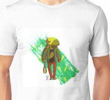 Cool rabbit 3d Unisex T-Shirt
