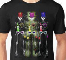 BLACK CAT BONES Unisex T-Shirt
