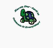 Earth Day Turtle Unisex T-Shirt
