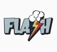 Rainbow Dash - Flash Kids Tee