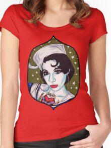 Miss Jennifer t-shirt Women's Fitted Scoop T-Shirt