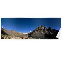 Gletsjer Lake Poster
