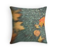 (Early) Autumn Leaves Throw Pillow