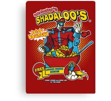 Shadaloo's Canvas Print