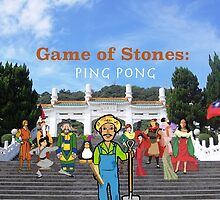 Game of Stones: Ping Pong by hsancilio