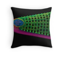Gator Eye Throw Pillow