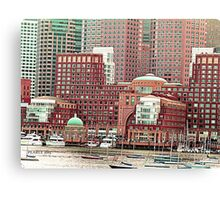 Boston  Canvas Print