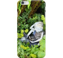 Deep amongst the undergrowth ..... iPhone Case/Skin