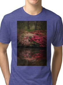 Enchanted Garden  Tri-blend T-Shirt
